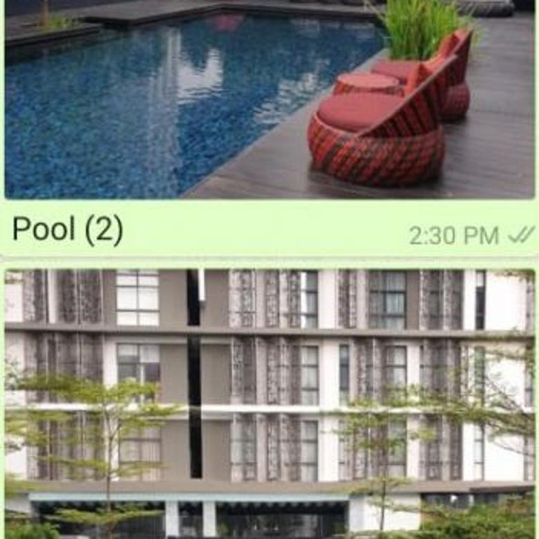 Disewakan Apartement  Senopati Suites  2  Jakarta Selatan
