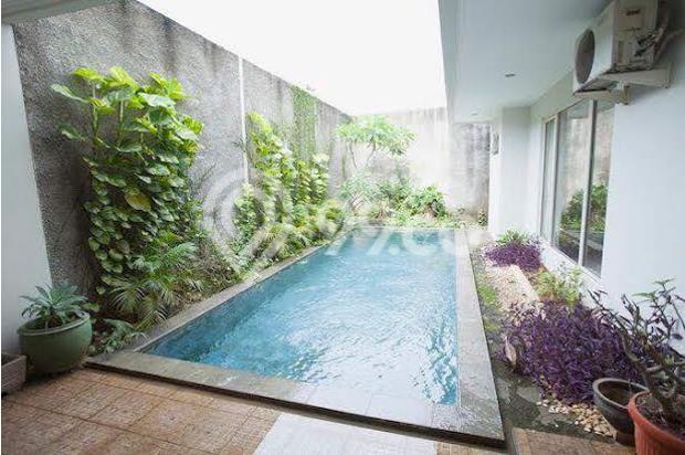 Dijual Rumah 3,5 Lantai di Kemang, Jakarta Selatan 13243534