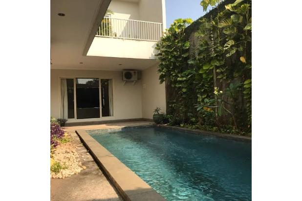 Dijual Rumah 3,5 Lantai di Kemang, Jakarta Selatan 13243535