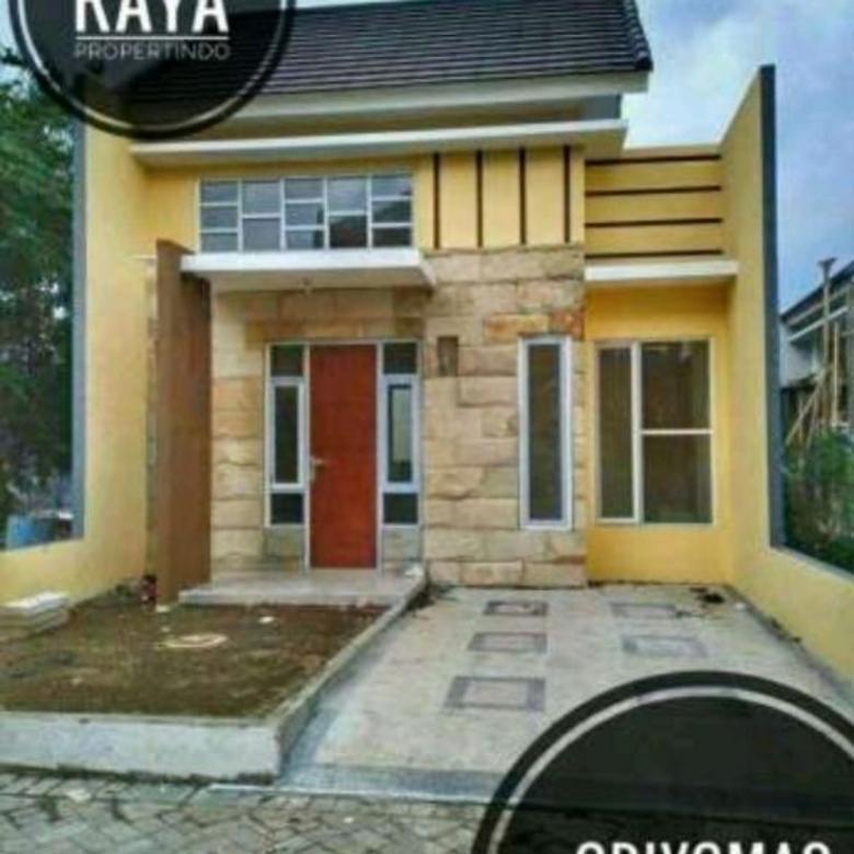 Dijual rumah purah dikepanjen malang