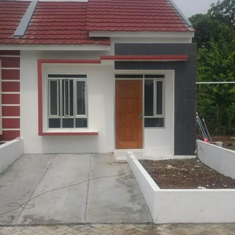 Rumah Syariah Harga 300an di Pasir Jambu, Sukaraja, Bogor, Dekat Stasiun