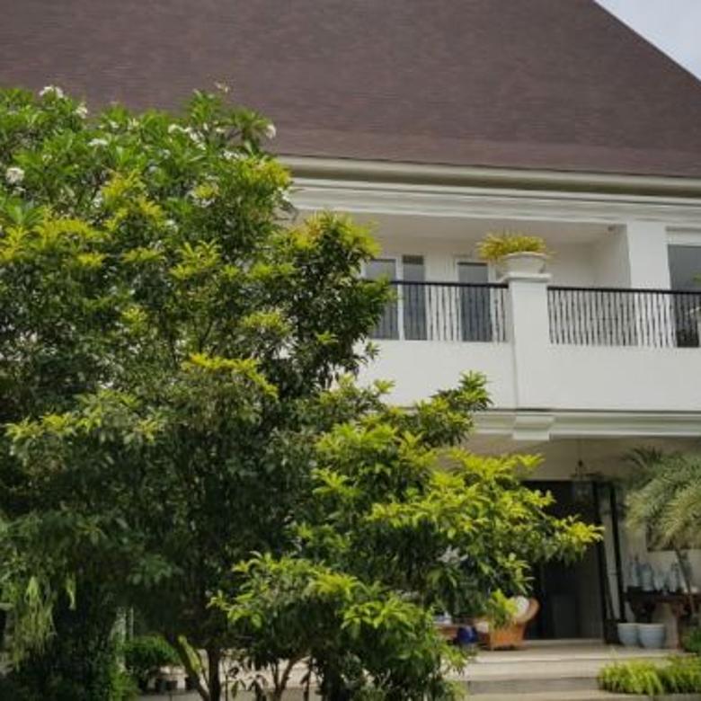 Rumah Lux di daerah Kemang, sangat nyaman dan tenang, Nego