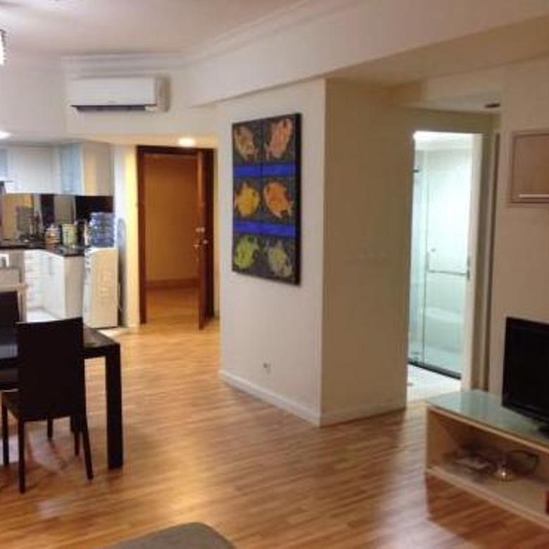 Apartemen Taman Anggrek Condominium 3 BR
