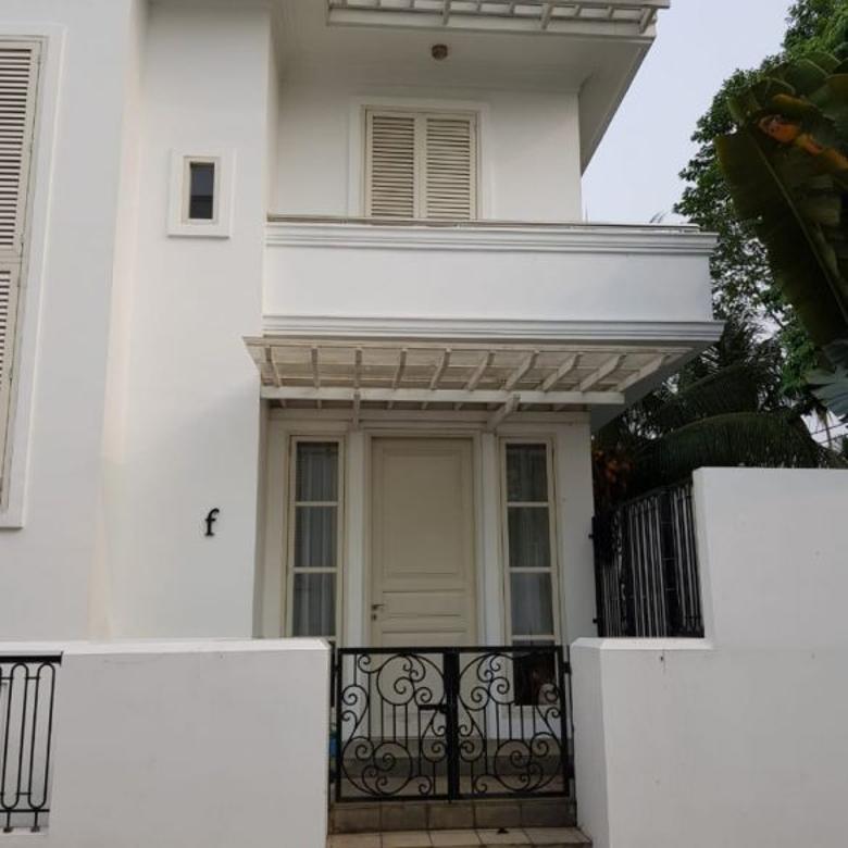 Rumah Kemang Barat Siap Huni Jakarta Selatan