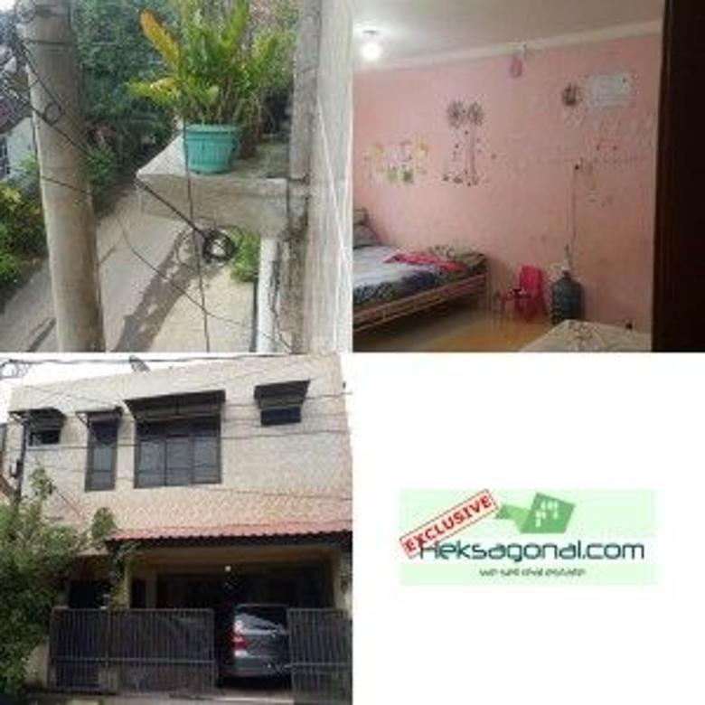 Rumah dijual di Jatikramat, Bekasi hks6118
