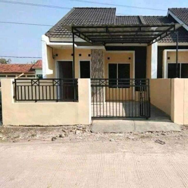 Rumah Cantik Murah di KBI 3 Unit Ready dan Indent