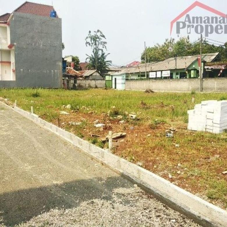 Dijual Tanah Kavling Strategis di Munjul Jakarta