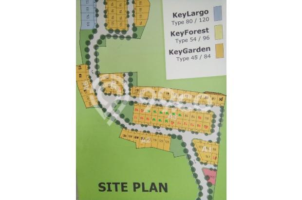 rumah siap huni tanpa dp free biaya kpr lokasi strategis 15005242