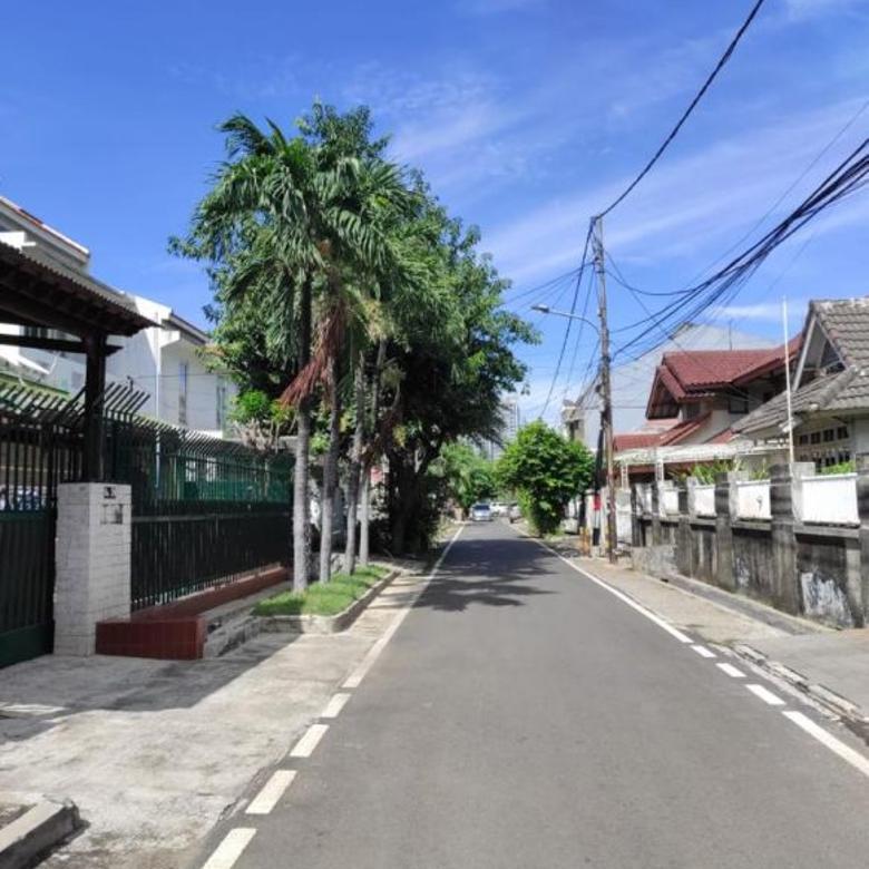 Dijual Rumah di Cempaka Putih Tengah Jakarta Pusat
