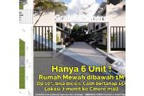 Rumah 2 lantai 900 an Juta Di Cinere Depok