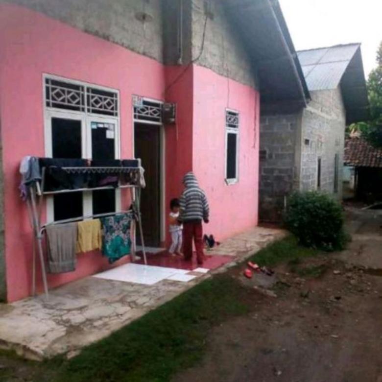 Rumah murah Luas Tanah 93 m SHM lok.Prtengahan Citayam-Bojong