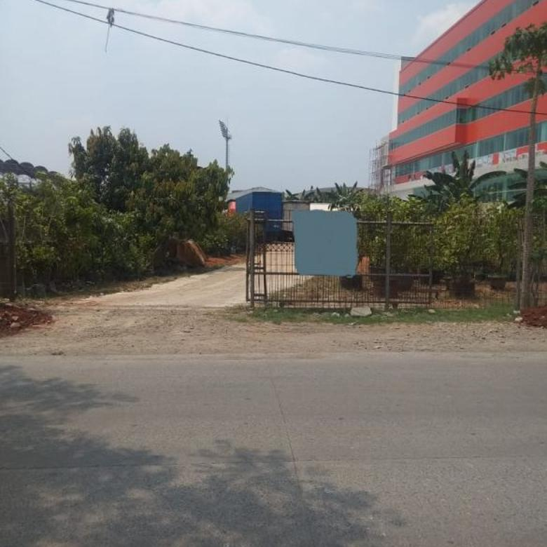 Dijual Cepat Tanah Luas 25,5x75m2, Legok, Tangerang_(Jl)
