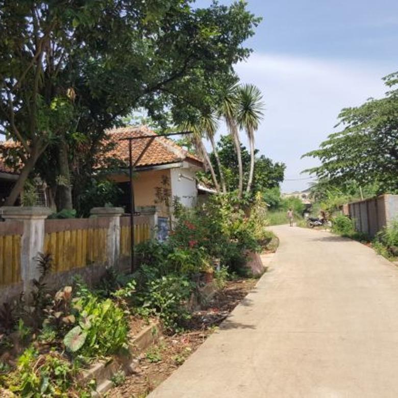 Tanah 570 m utk Kosan Dekat UnPAM di Pondok Benda Serpong