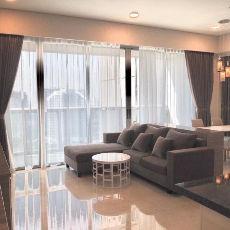 For Rent Luxury Apartment at Anandamaya Sudirman