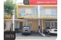 Rumah Green Lake City Cluster Ausie, Tangerang, 6x15m, 2 Lt