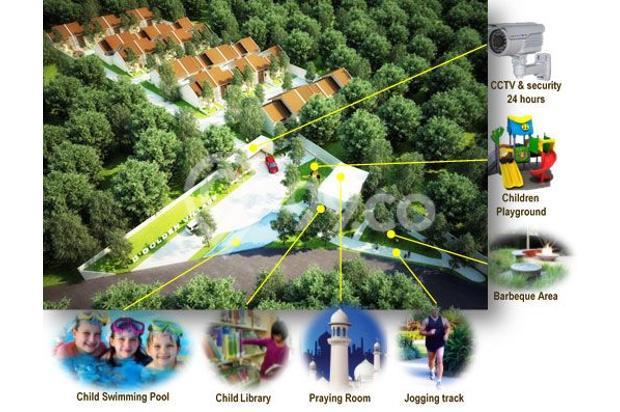 Rumah Dijual di Bekasi - Dekat TOL (Cimanggis - Cibitung (JORR) 2 Mau..? 7348050