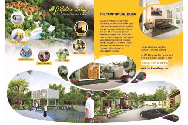 Rumah Dijual di Bekasi - Dekat TOL (Cimanggis - Cibitung (JORR) 2 Mau..? 7348073