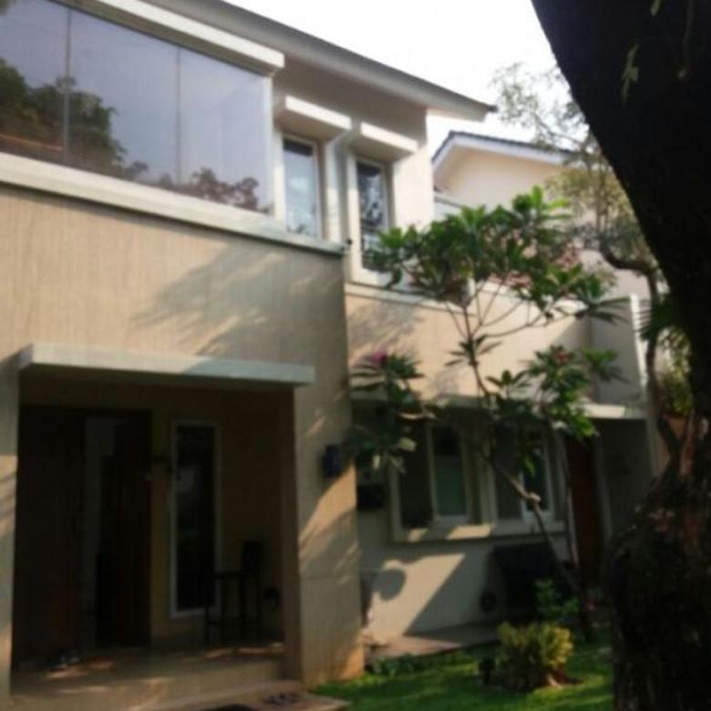 Rumah bagus+Kolam renang Cluster Lavender Alam Sutera