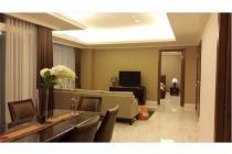 Jual Apartemen Botanica 2 Bedroom Lantai Atas View Pool Furnis