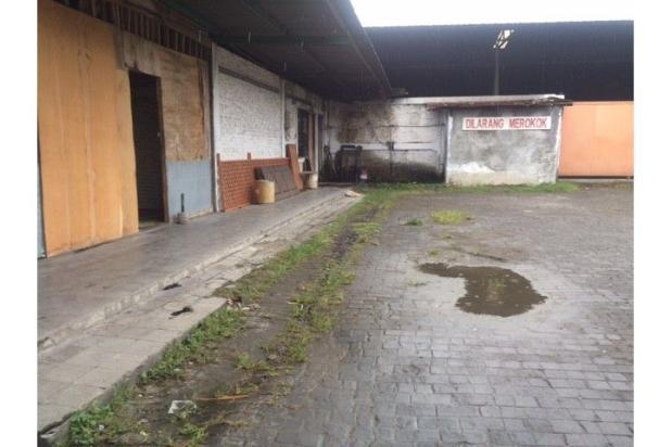 Gudang Dijual Jogja Selatan di Jl. Imogiri Barat Bangunan Baja 8057898