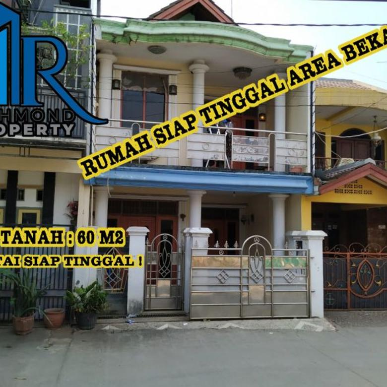 DiJual Murah Rumah Mewah Bangunan 2 Bulan Lokasi di Tambun