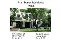 Rumah Prambanan Residence Surabaya