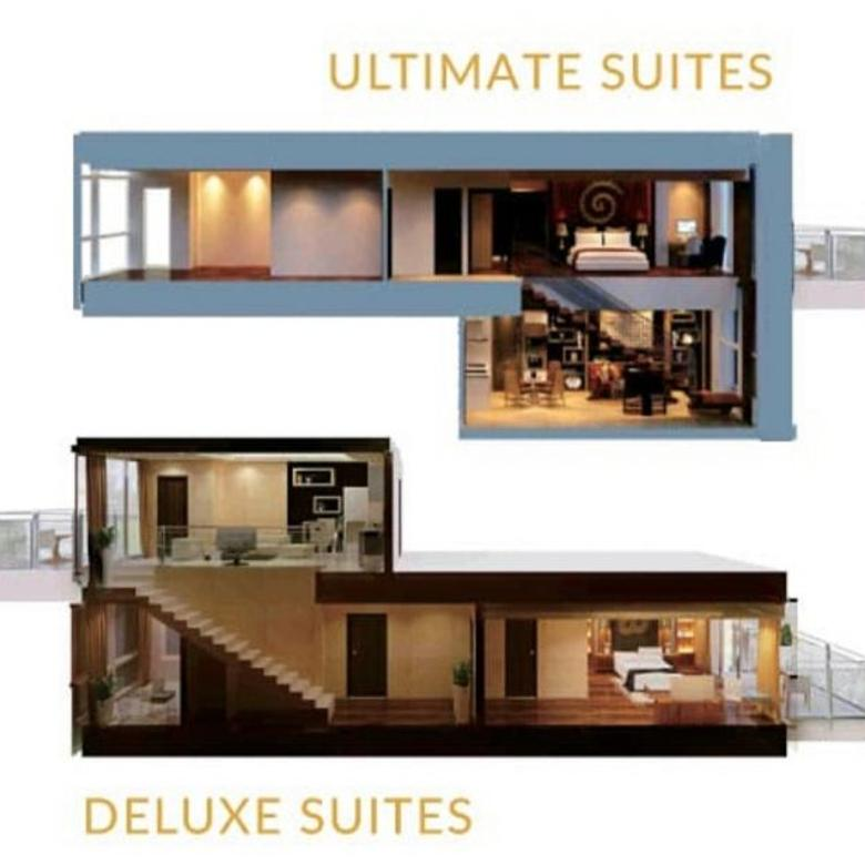 KEMAYORAN SPRINGHILL ULTIMATE AND DELUXE ROYAL SUITES
