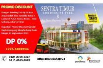 Ruko Super Strategis Dijual Murah di Sentra Timur Commercial Park 7-8