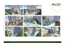 Dijual Apartemen 2 BR Murah Strategis di Bintaro Pavilion Tangerang Selatan