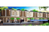 Ruko rumah usaha Savoy 4,5x14 Jgc Jakarta Garden City Cakung