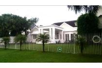 Rumah Mewah Sentul City Dijual Best View Golf +Pool Cluster MEDITERANIA