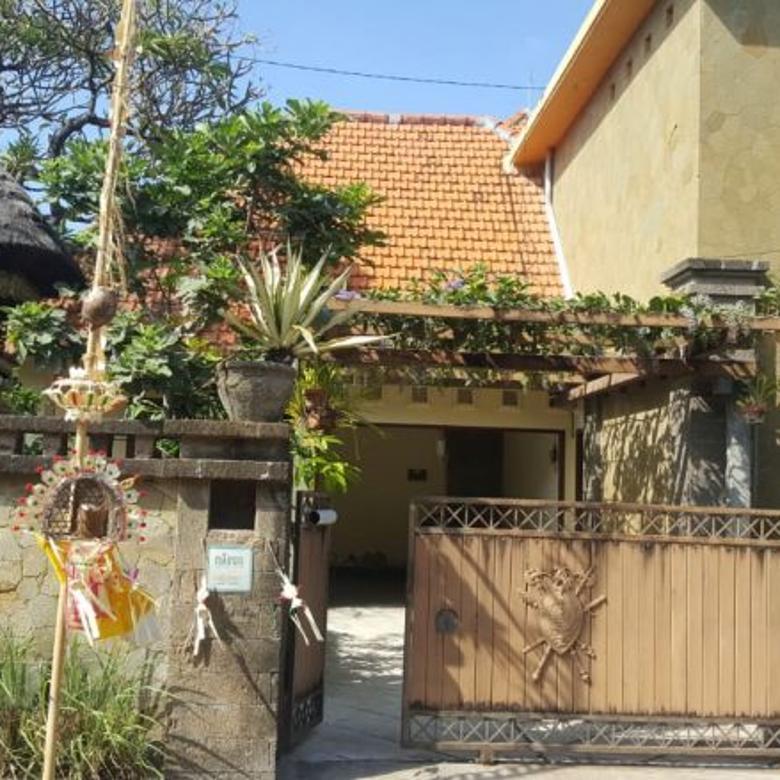 Dijual Rumah 2 Lantai di Renon Denpasar