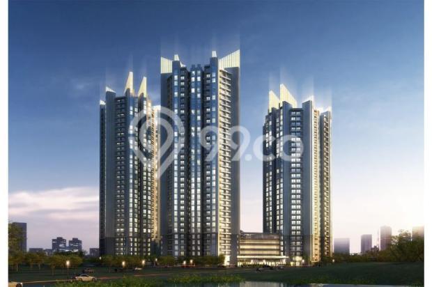 Apartemen Mansion Kemayoran 2 BR - View City 4601778
