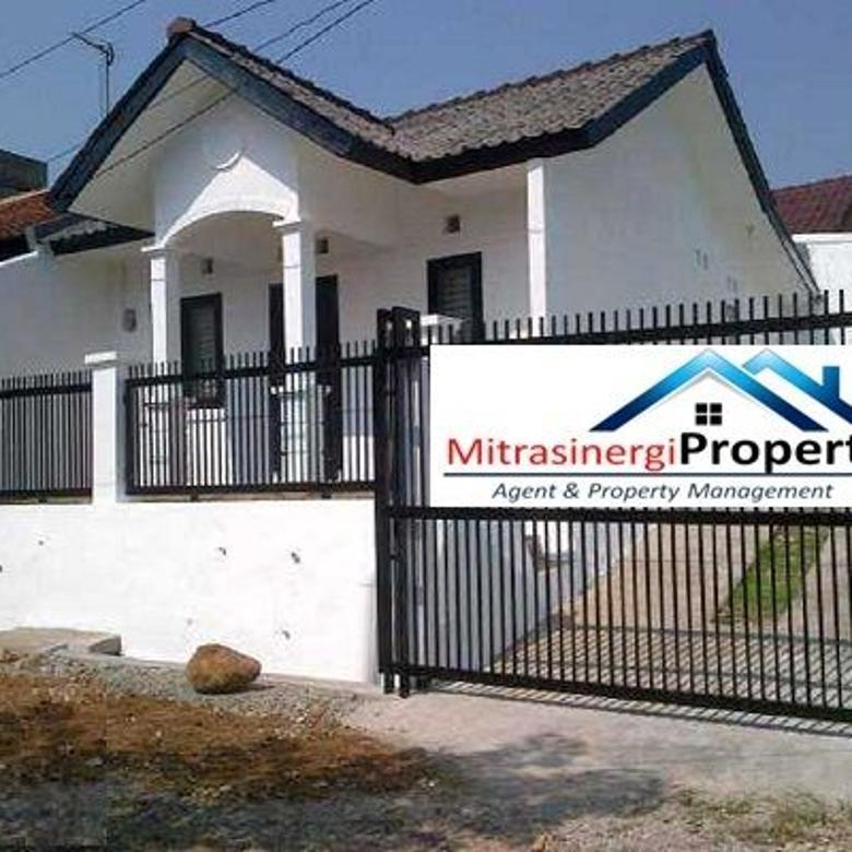 Rumah Lt 90 Asri di Perum.Dramaga Pratama Bogor