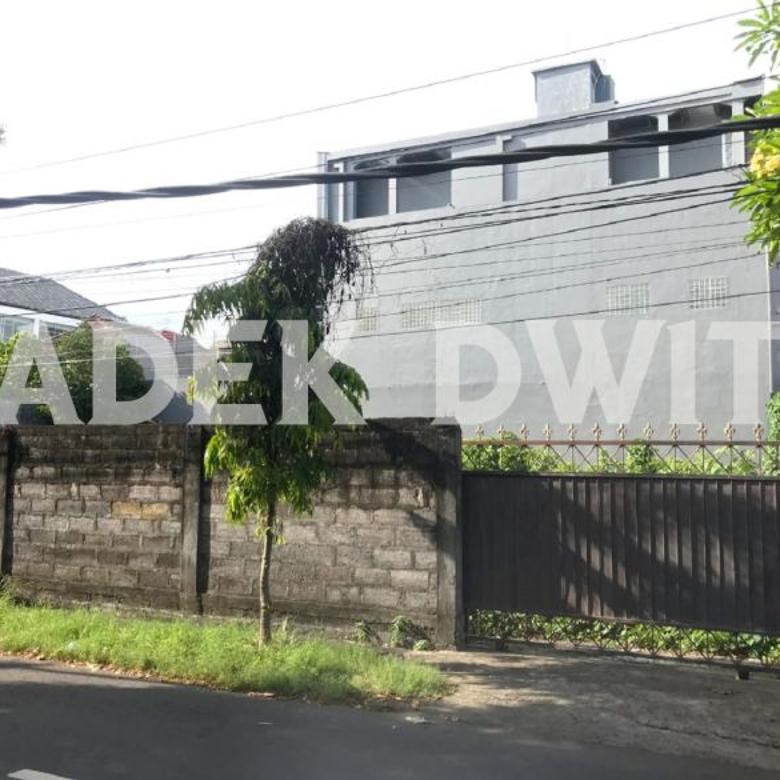 Tanah 900 m2 tukad unda dekat Ciung Wanara Musi Renon Denpasar