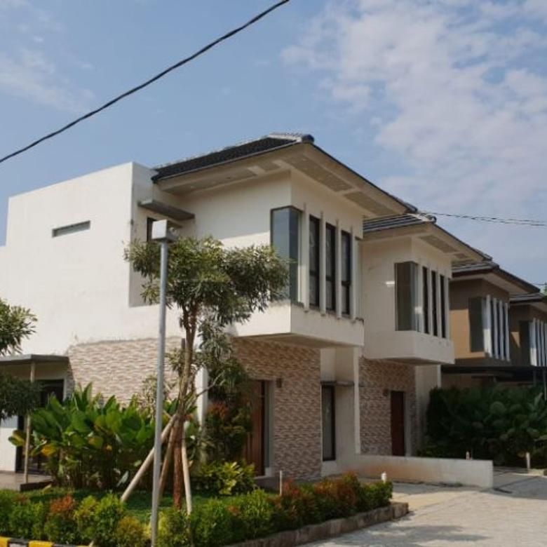 rumah rumah cluster mewah harga terbaik di kelasnya di jatiasih bekasi kota
