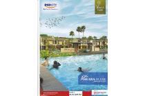 Rumah Mewah Konsep Resort Danau dan Taman Askara Vanya BSD City