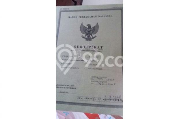 Jual Cepat Rumah Nyaman dan Strategis Pusat Kota Sukabumi 9837796