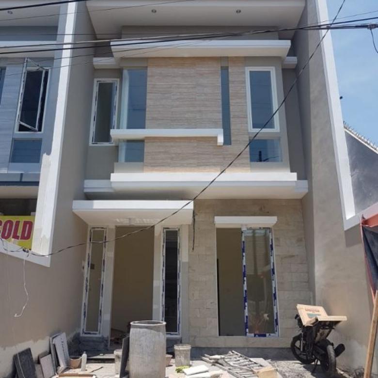 Manyar tirtoasri rumah baru