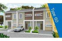 Rumah dua lantai dp 40 juta dekat jalan raya A.H. Nasution Kodya Bandung