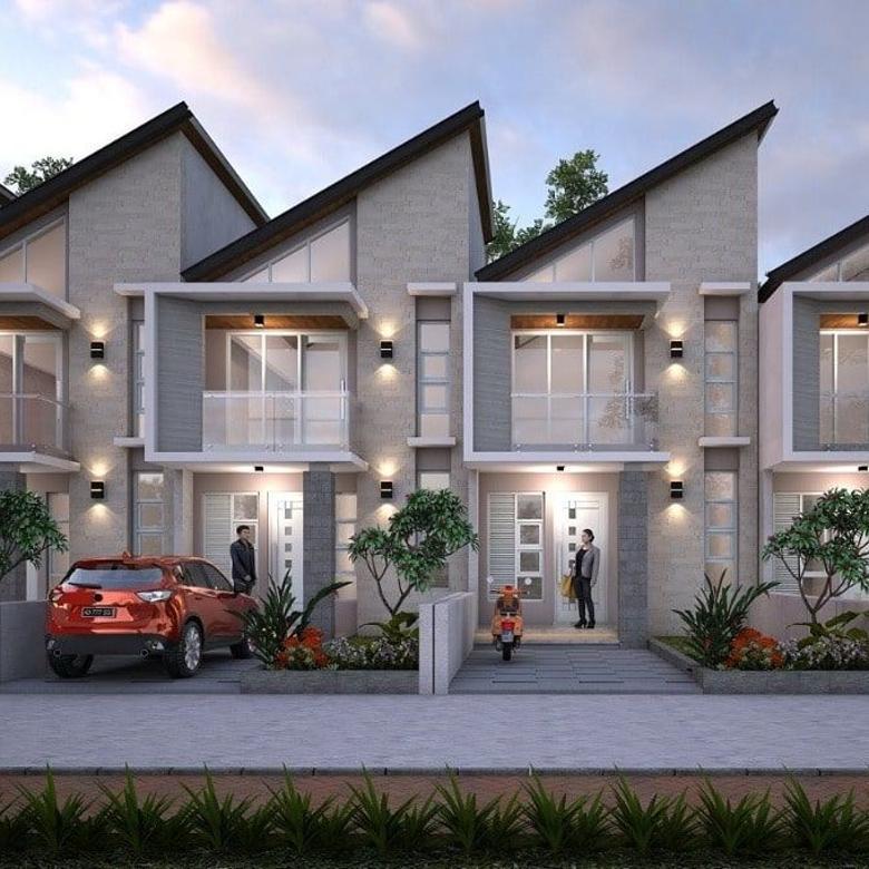 Rumah 2 Lantai Aster Village Ciwastra Bandung Tahap 7 dan 8