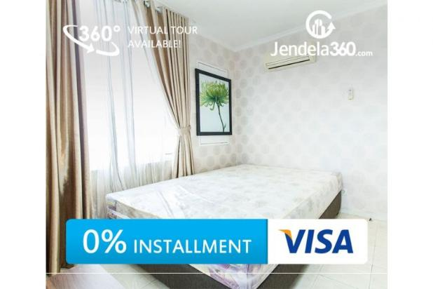 sewa apartemen FX Residence 2BR City View (bisa bayar cicilan 12x) 9842634