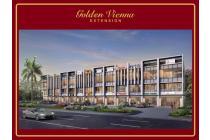 Dijual Ruko Golden Vienna, Investasi Menguntungkan di Tangerang