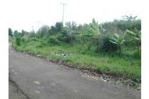 Tanah 550 ribu di Batujajar KBB