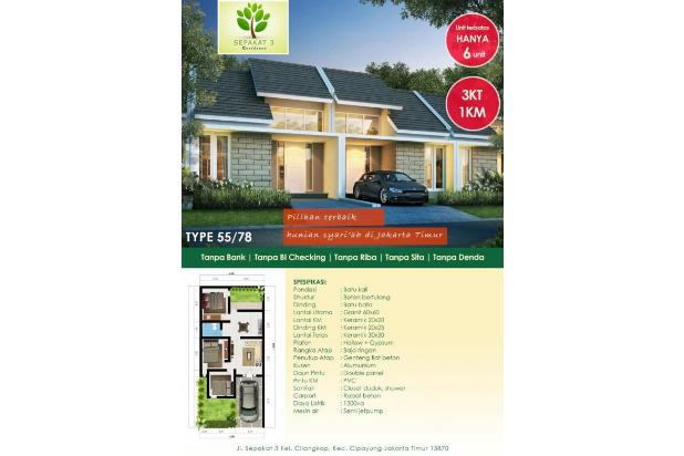 Rp817jt Rumah Dijual