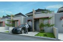 Rumah Cluster Berkelas Bisa Diangsur Dekat Tol dan Kampus Telkom Bandung