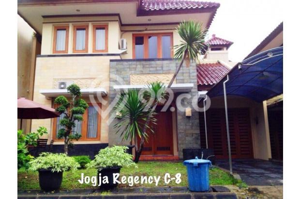 Rumah Mewah di Jogja Regency Jalan Solo 4429149