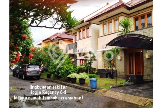 Rumah Mewah di Jogja Regency Jalan Solo 4429154
