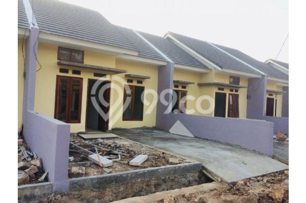 Rumah murah dekat ke stasiun KA bekasi DP 20 juta bebas bajir 14417195