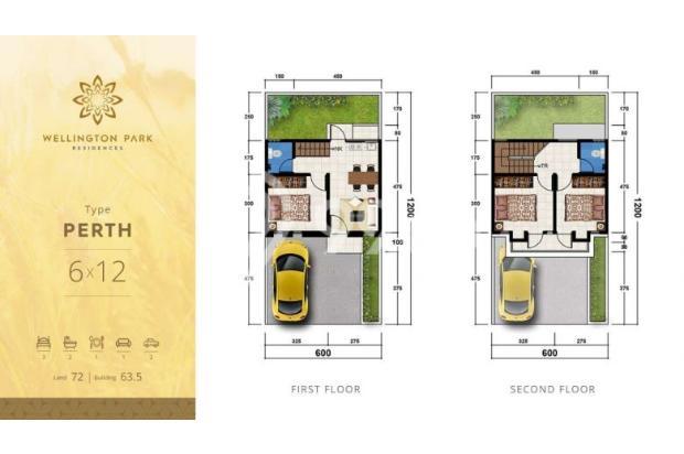 Beli Rumah 2 Lantai Dapat CASHBACK Ratusan Juta Rupiah 16509000